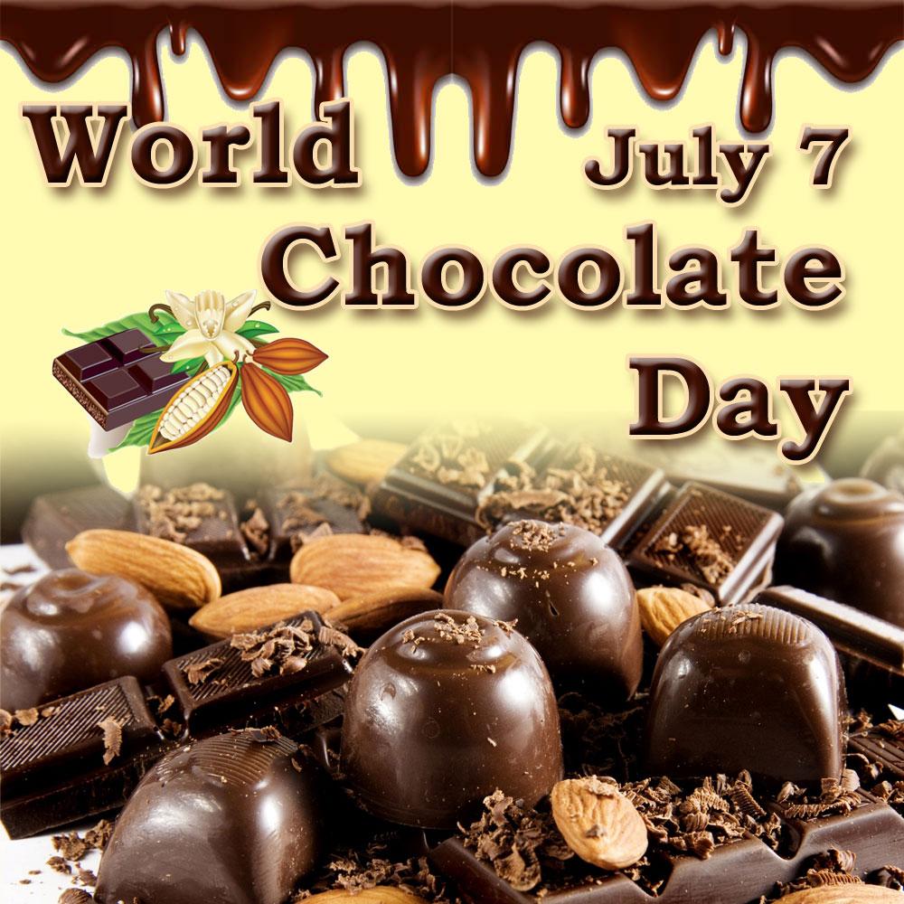 Всемирный день шоколада World Chocolate Day