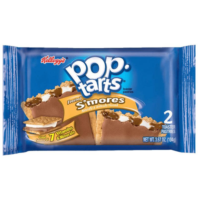 frozen pop tart filled -