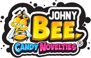Конфеты с игрушками Johny Bee
