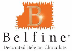 Шоколадные фигурки на палочке Belfine