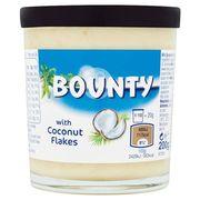 Шоколадная паста Bounty with Coconut Flakes 200 гр, фото 1