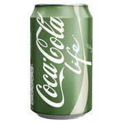 Coca Cola Life 355 мл, фото 1
