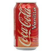 Coca Cola Vanilla 355 мл, фото 1