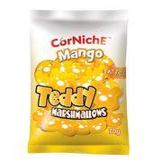 Зефир мишки манго маршмеллоу CorNiche Teddy Mango 70 гр, фото 1