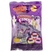 Мармелад Челюсти вампиров Gummi Zone Gummy Fangs 99 гр, фото 1