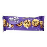 Печенье с кусочками молочного шоколада Milka Choco Cookies 135 гр, фото 1
