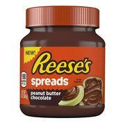 Шоколадная паста с арахисовым маслом Reese's Peanut Butter 368 гр, фото 1