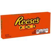 Драже с арахисовой пастой в хрустящей глазури Reese's pieces 113 гр, фото 1
