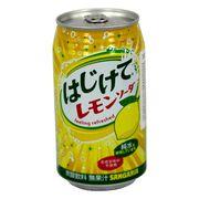 Sangaria Lemon Газированный напиток со вкусом лимона 350 мл, фото 1