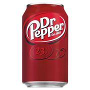Dr Pepper Classic банка 355 мл, фото 1