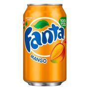 Fanta Mango банка 355 мл, фото 1