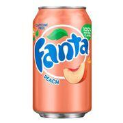 Fanta Peach банка 355 мл, фото 1