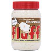 Карамельный маршмеллоу в банке Fluff Caramel 213 гр, фото 1