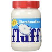 Кремово-ванильный маршмеллоу в банке Fluff Vanilla 213 гр, фото 1