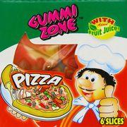 Мармелад Большая Пицца Gummi Zone XXL Pizza 23 гр, фото 1