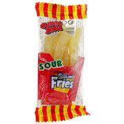 Мармелад Картошка фри Gummi Zone Sour Fries 20 гр, фото 1