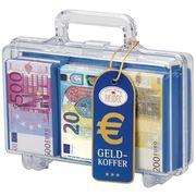 Чемоданчик с евро молочный шоколад Heidel Suitcase 112,5 гр, фото 1