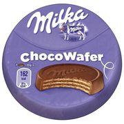 Вафли с шоколадом в молочном шоколаде Milka Choco Wafer 30 гр, фото 1