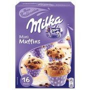 Смесь для приготовления мини-кексов Milka Mini Muffins 270 гр, фото 1
