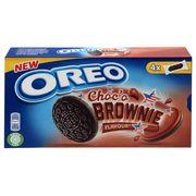 Печенье с кремом брауни в подарочной упаковке Oreo Choco Brownie 176 гр, фото 1