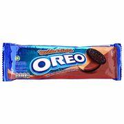 Печенье с шоколадно-арахисовым кремом Oreo Double Delight 29,4 гр, фото 1