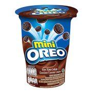 Мини-печенье с шоколадным кремом Oreo Mini Chocolate Cream 61 гр, фото 1