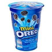 Мини-печенье с ванильным кремом Oreo Mini Original 61 гр, фото 1