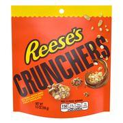 Хрустяшки мини чипсы в молочном шоколаде Reese's Crunchers 184 гр, фото 1