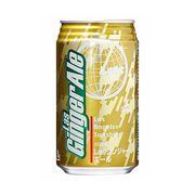 Sangaria Ginger Ale Los Angeles Sunshine Газированный напиток со вкусом имбирного эля 350 мл, фото 1