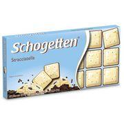 Шоколадная плитка Страчателла Schogetten 100 гр, фото 1