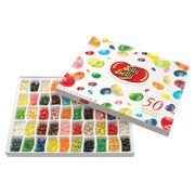 Ассорти 50 вкусов подарочная коробка Jelly Belly 600 гр, фото 1