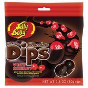Вишня в шоколаде конфеты Jelly Belly Chocolate Dips 80 гр, фото 1