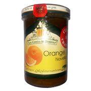 Джем Гурмэ из апельсина Навел 55% фруктов Les Comtes de Provence 250 гр, фото 1