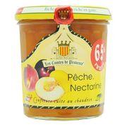 Джем из персика и нектарина 65% фруктов средиземноморский рецепт 340 гр, фото 1
