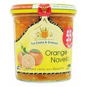 Джем из апельсина Навел 55% фруктов средиземноморский рецепт 340 гр, фото 1