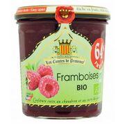 Джем из малины 64% фруктов Organic 350 гр, фото 1