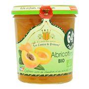 Джем из абрикоса 64% фруктов Organic 350 гр, фото 1