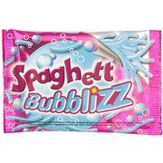 Жвачка кислая лапша тутти фрутти Spaghett Bubblizz Lutti 35 гр, фото 1