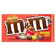 Драже с арахисовой пастой M&M's Peanut Butter 80 гр, фото 1