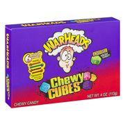 Warheads Chewy Кислые кубики 113 гр, фото 1