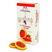 Тарталетки с клубникой Les Preferes d'Amandine 125 гр, фото 1