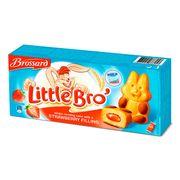 Пирожное с клубничной начинкой Little Bro Brossard 140 гр, фото 1