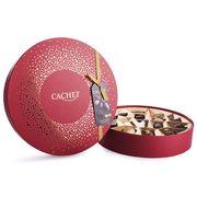Премиальные шоколадные конфеты Round Box Large Cachet 400 гр, фото 1