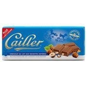 Молочный шоколад с лесным орехом Cailler 100 гр, фото 1