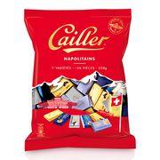 Мини плитки шоколада ассорти Неаполитаны Cailler 250 гр в пакете, фото 1