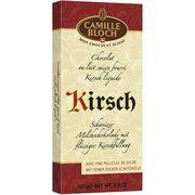 Молочный шоколад с вишневым ликером Camille Bloch Kirsch 100 гр, фото 1