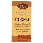Молочный шоколад с коньяком Camille Bloch Cognac 100 гр, фото 1