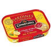 Сардины с лимоном Connetable 115 гр, фото 1