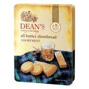 Печенье в жестяной коробке All butter Shortbread Assortment Dean's 380 гр, фото 1