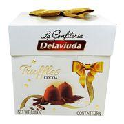 Трюфели с какао Delaviuda 250 гр, фото 1